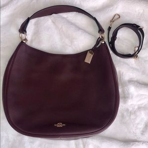 Authentic Coach Oxblood Nomad